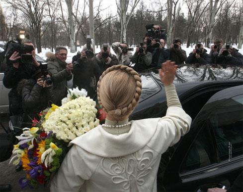 Тимошенко не хочет жить в Украине Януковича