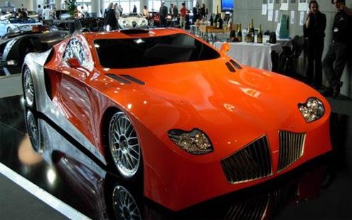 Top gear самая уродливая машина
