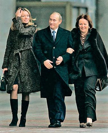 Кабаева родила Путину сына? (ФОТО) (У 57-летнего премьер-министра ...