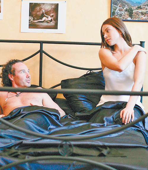 постельные сцене екатерины гусевой
