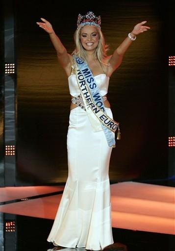 Описание мисс мира 2011 корону мисс