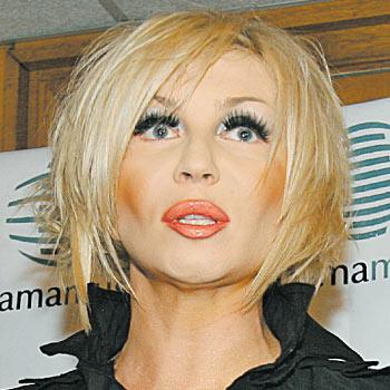 Ирина Билык носит мини-одежду