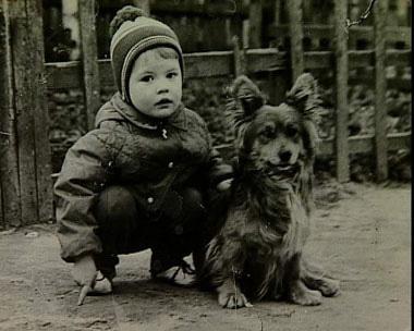 Какими были украинские «звезды» в детстве