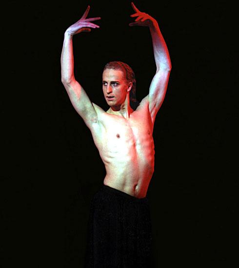 Солист балета национальной оперы