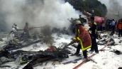 Авиакастрофа в Индонезии