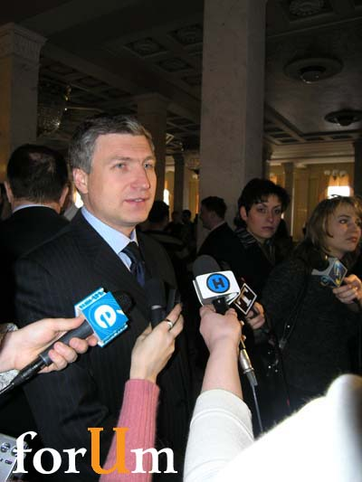 В Верховной Раде Украины