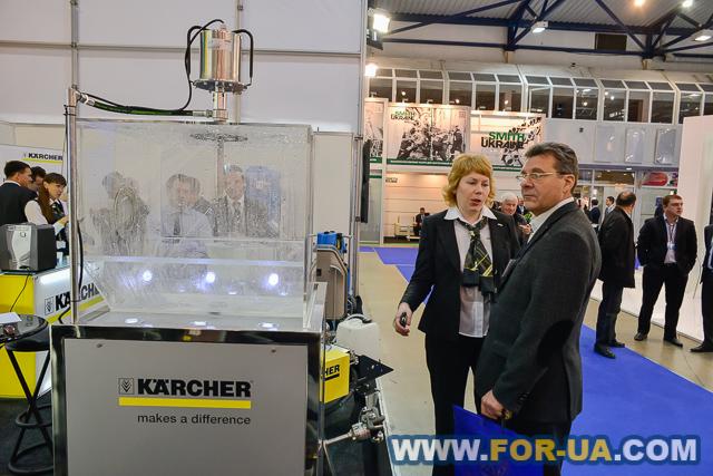 Выставка Нефть и Газ 2013, г. Киев