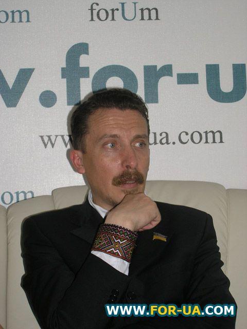 Андрей Шкиль в гостях у ForUm\'a
