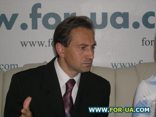 Николай Томенко на ForUm\'е