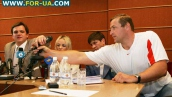 Министр Павленко встретился с олимпийцами