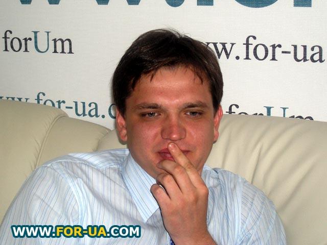 Юрий Павленко в гостях у ForUm\'а