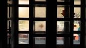 Последствия пожара в столичном кинотеатре «Жовтень»