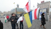 На Майдане от власти требовали освободить политзаключенных