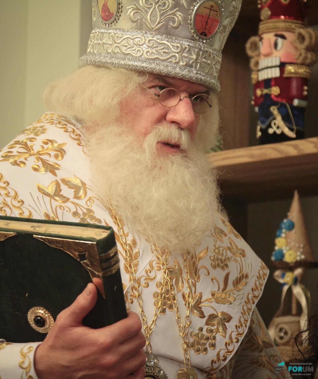В «Софии Киевской» открылась резиденция Николая Чудотворца