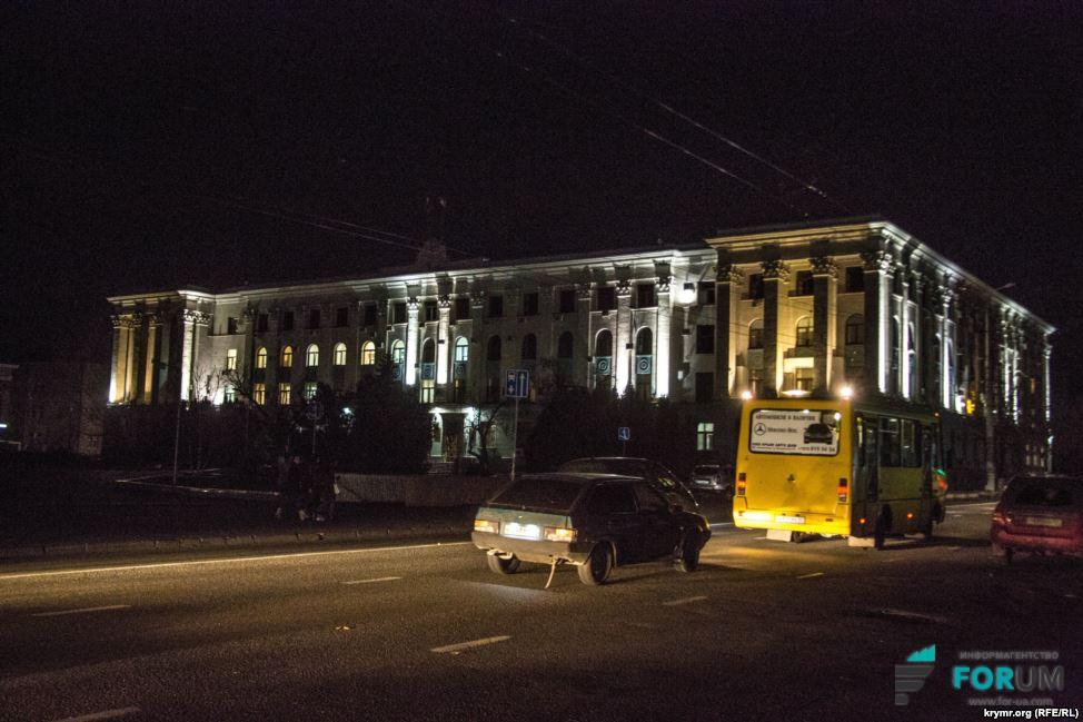 «Электроапокалипсис» в Крыму