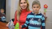 Новогодний мастер-класс для детей