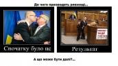 Фотожабы на инцидент с Яценюком и Барной