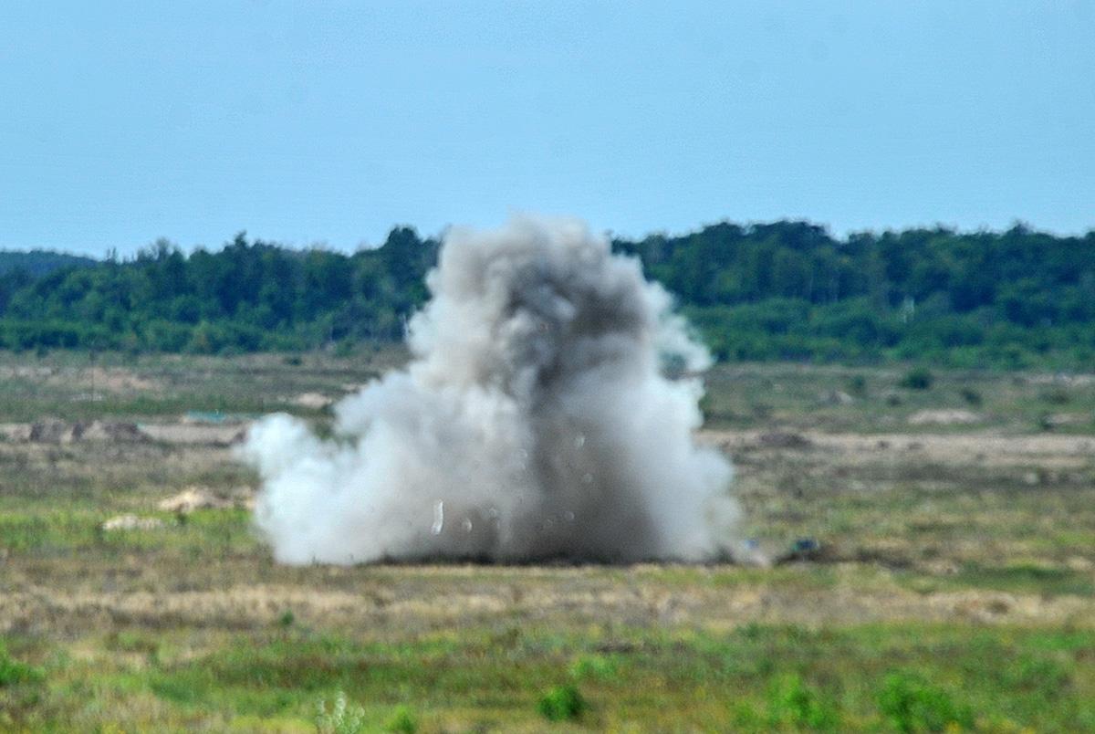 В Украине успешно испытали ударный беспилотник