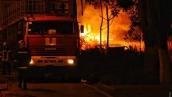Пожежа в одеському дитячому таборі