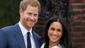 Принц Гарри с невестой впервые вышли в свет после объявления о помолвке