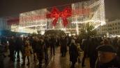 Новый год на Софиевской площади