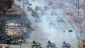 Военный парад «Марш новой армии»