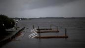 Ураган «Флоренс» достиг побережья США