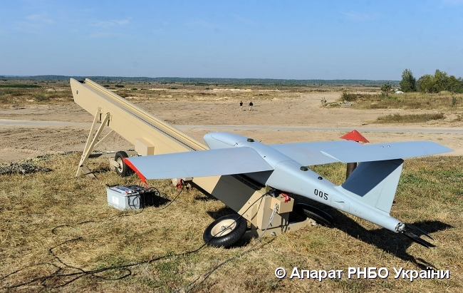 В Украине испытали новое высокоэффективное оружие и военную технику