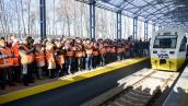 Запуск экспресса в «Борисполь»