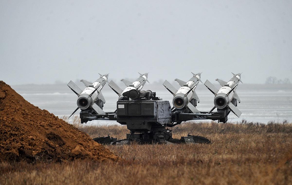 Ракетные испытания в Одесской области