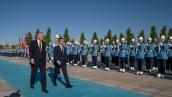 Визит президента в Турцию