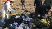 Крушение украинского Boeing-737 в Иране