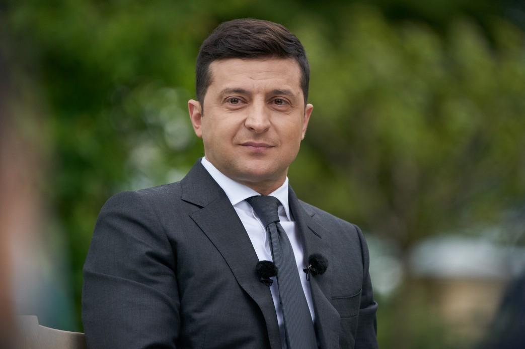 Пресс-конференция Зеленского