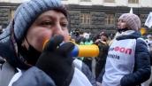 Митинг предпринимателей в центре Киева