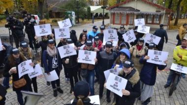 Марш против торговли людьми