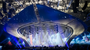 Первый полуфинал «Евровидения-2017»