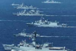 Ukrainian Official Wants Russia's Black Sea Fleet out of Crimean Waters