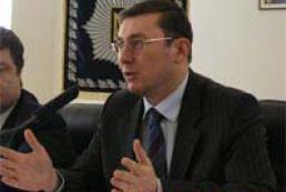 "Lucenko starts ""Struggle against bribery"" campaign"