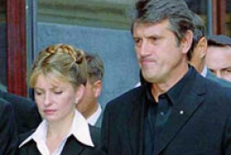 Yushchenko to send Timoshenko to Belarus
