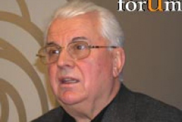 Kravchuk: President can not cope with his own team