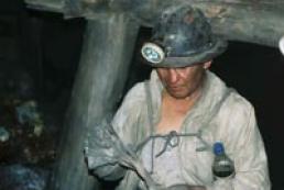 A miner died in Lugansk region