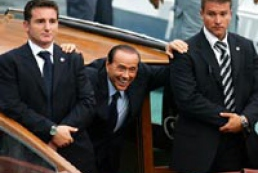 Berlusconi was not allowed to be a godfather of Shevchenko's son