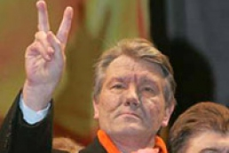 Yushchenko: I will be candid and public