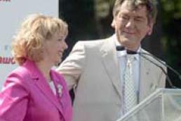 Yushchenko's working visit to the USA