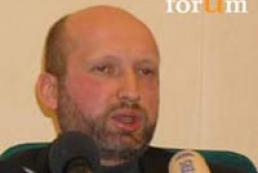 Turchinov is very surprised by Yushchenko's estimation of SBU work