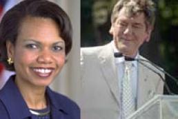 President Yushchenko met with Condoleezza Rice