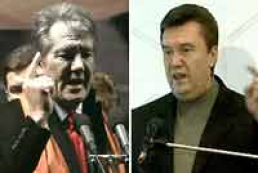 Yanukovich: We met with Yushchenko as his request