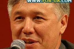 Yekhanurov will head NSNU ticket