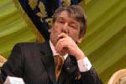 Victor Yushchenko took part in Cabinet meeting