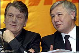 "Yushchenko and Yekhanurov to follow ""small losses policy"""